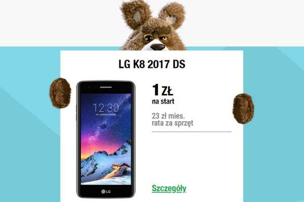 Plush LG K8 1 zł