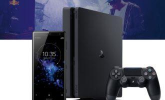 Sony Xperia XZ2 + PS4 od 66 zł – przedsprzedaż Red Bull Mobile