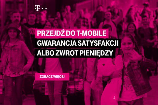 T-Mobile Gwarancja Satysfakcji