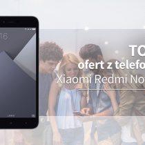 Xiaomi Redmi Note 5A Prime – 5 najlepszych ofert komórkowych