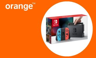 Nintendo Switch w abonamencie Orange za 0 zł na start