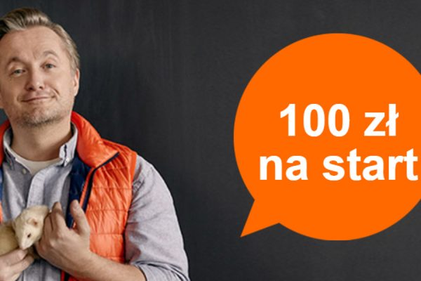 Orange 100 zł ekstra