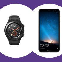 Huawei Mate 10 Lite + Watch W2 od 449 zł w Play