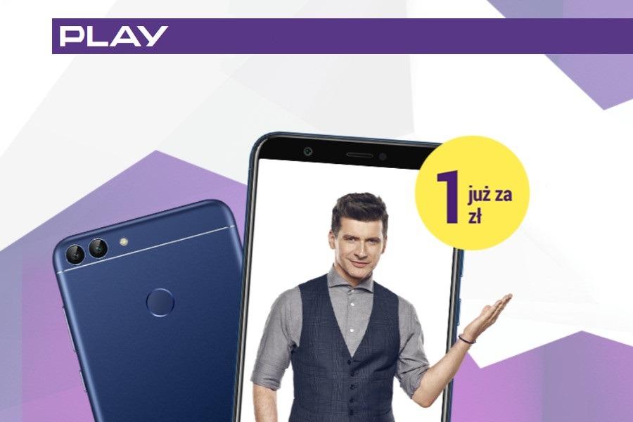 Huawei P Smart 1 zł