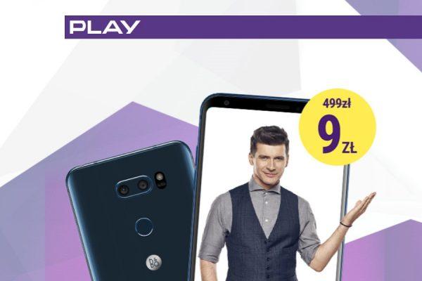 LG V30 przecena 500 zł