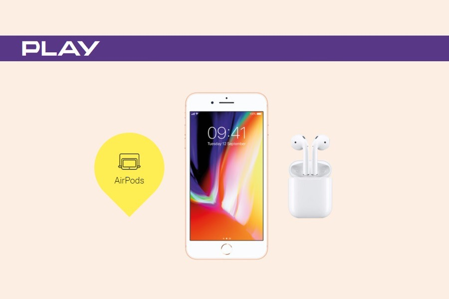 AirPods gratis w Play