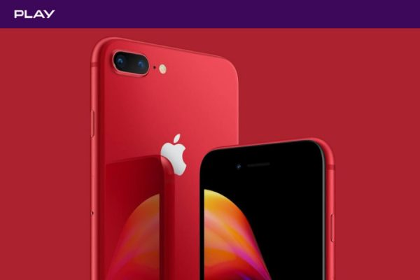 iPhone 8 RED Play