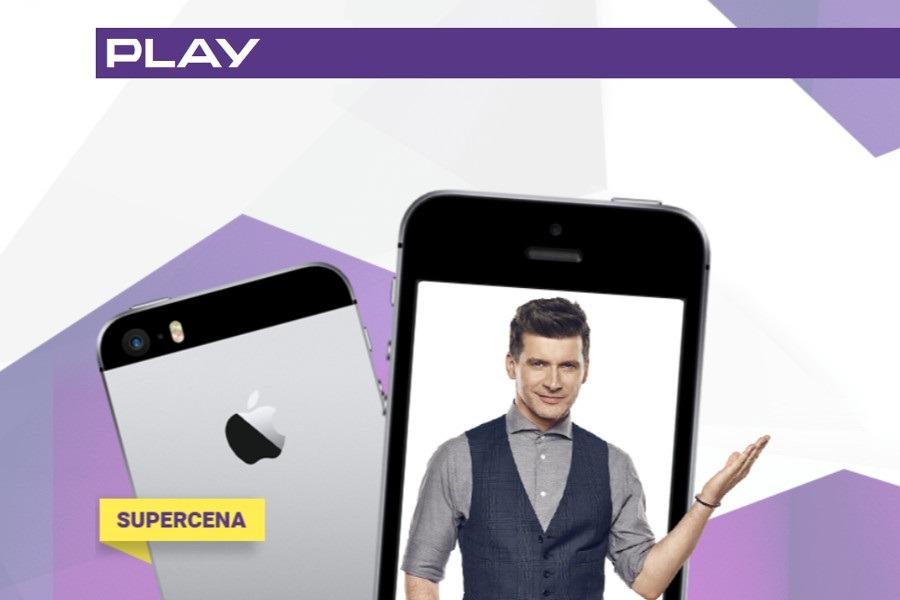 iPhone SE 1 zł abonament