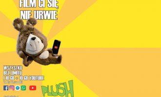 Ekstra GB w Plush na kartę