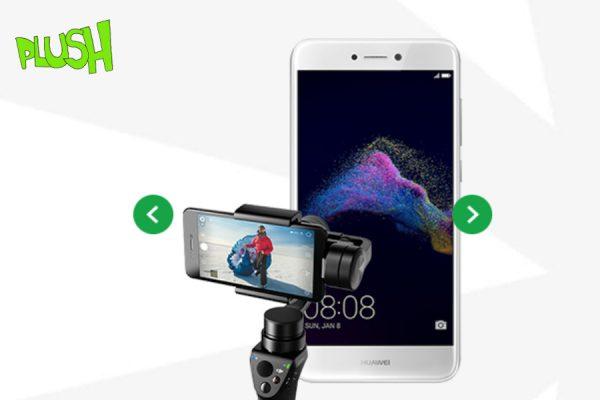 Huawei P9 Lite 2017 za 2 zł