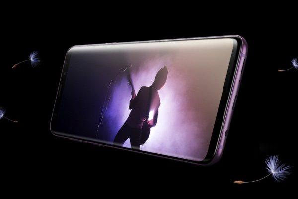 Galaxy S9+ fioletowy