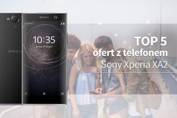 Sony Xperia XA2 najtaniej