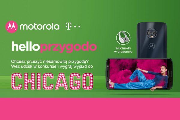 T-Mobile Moto G6 abonament