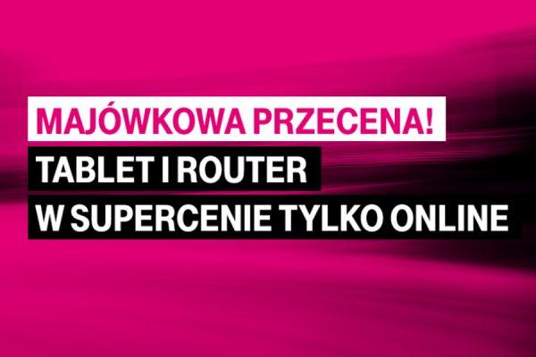 T-Mobile majówkowe przeceny