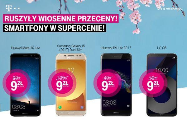 Przeceny w T-Mobile
