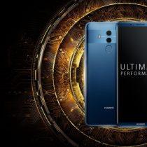 TOP 5 telefonów Huawei na 2018 rok