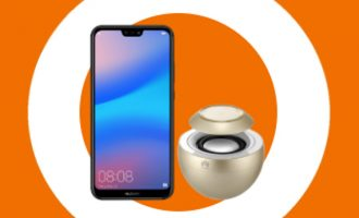 Huawei P20 Lite za 0 zł w Orange + głośnik w prezencie