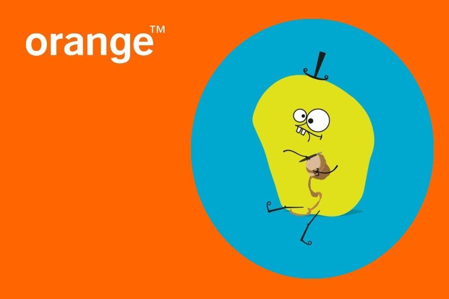 Orange roaming UE