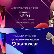 LG V30 za 9 zł w Play + prezent