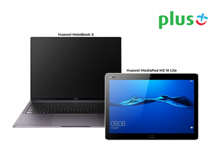 Laptop + tablet Huawei z Plus Internet za 299 zł na start ...