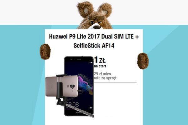 Plush selfie stick prezent