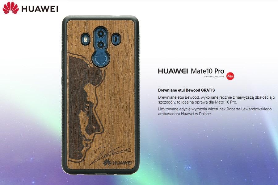 Huawei 10 Pro ochronne etui