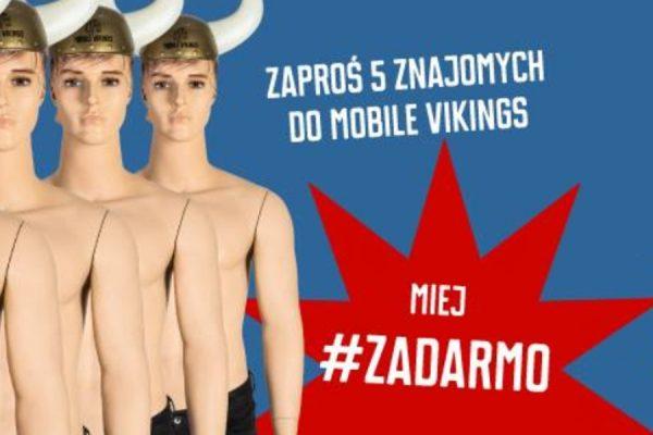 #ZaDarmo Vikings