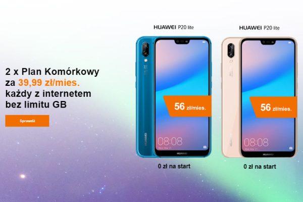 Huawei P20 Lite 0 zł