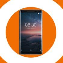Nokia 8 Sirocco od 199 zł w Orange