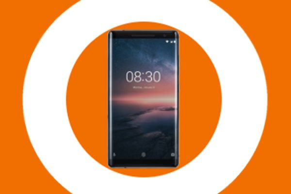 Nokia 8 Sirocco abonament