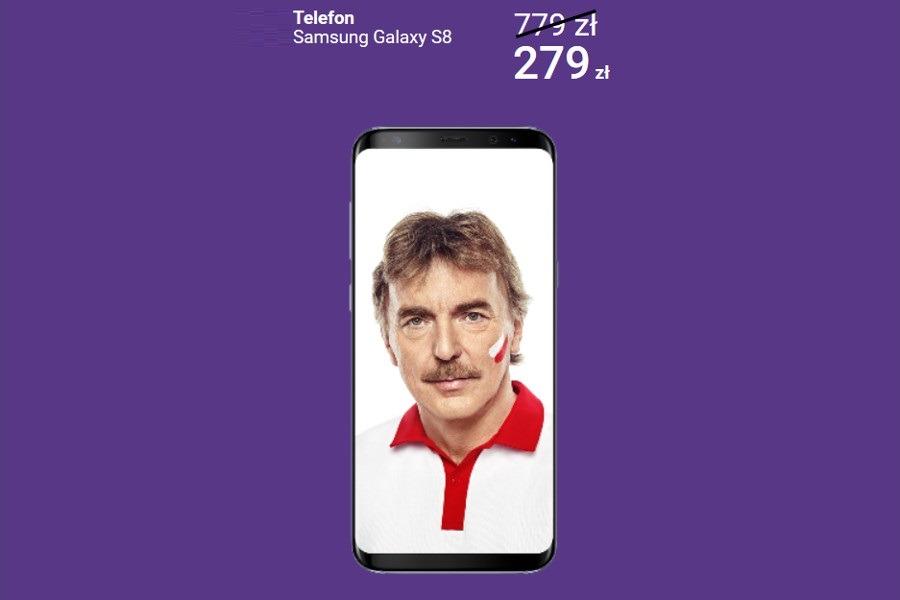 Samsung Galaxy S8 abonament