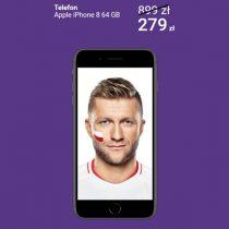 Mistrzowska 11 Play – iPhone 8 64 GB przeceniony o 620 zł!