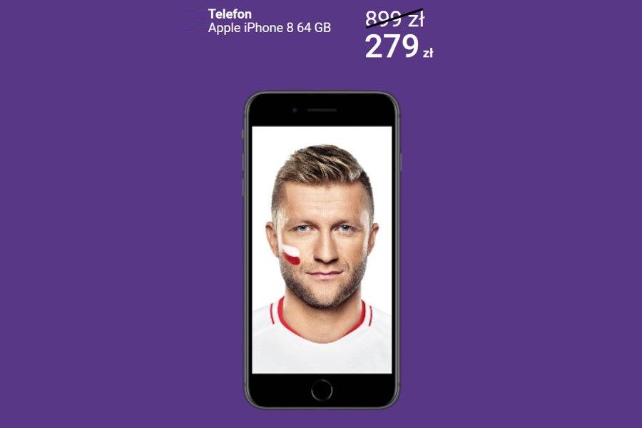 iPhone 8 promocja