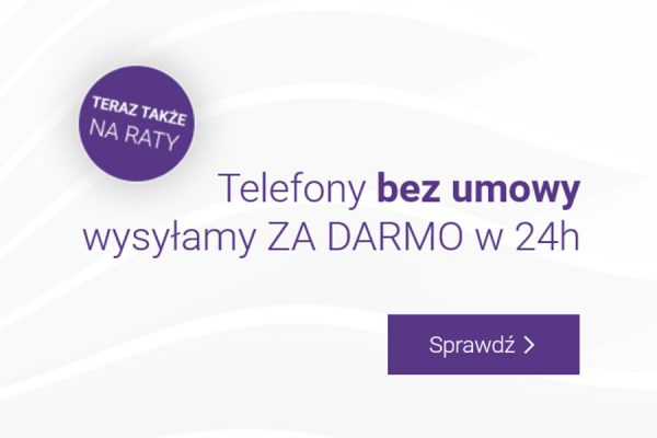 Smartfony na raty Play