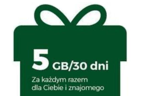 Plush 5 GB ekstra