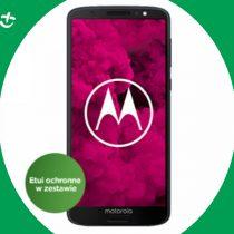 Plus – Motorola Moto G6 za 1 zł + etui gratis