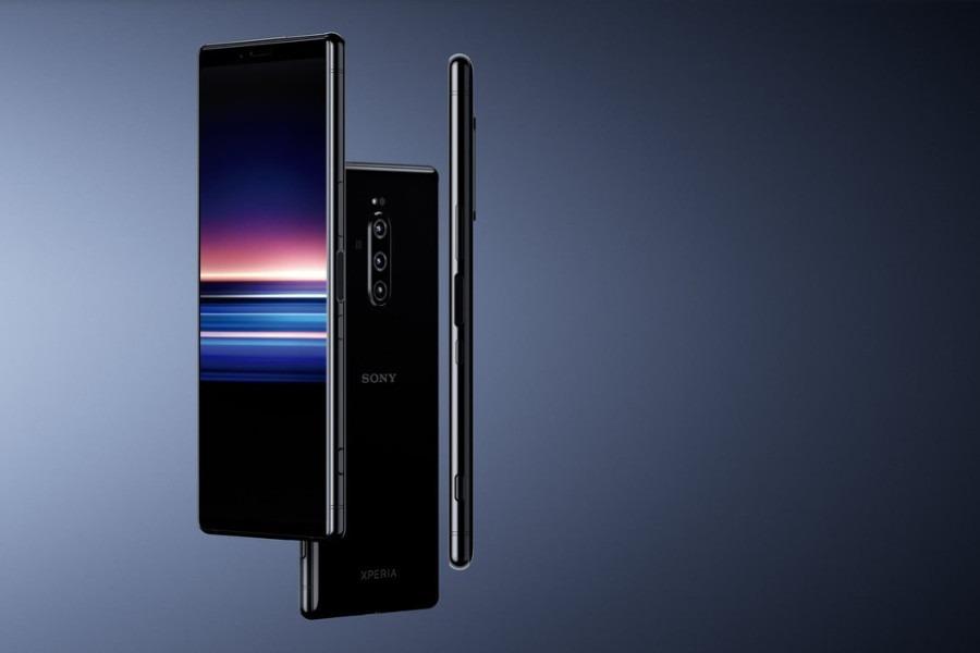 flagowiec Sony Xperia 1
