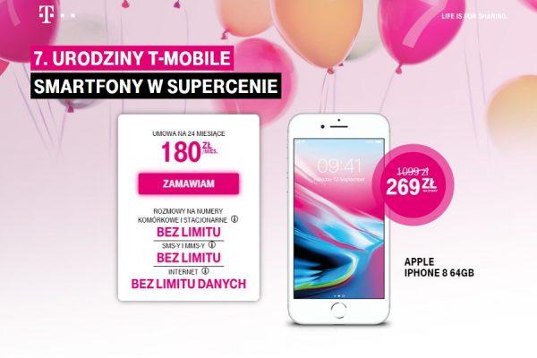 T-Mobile rabaty