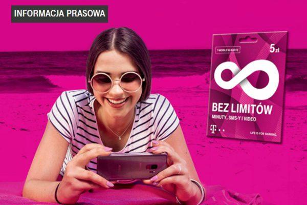 Supernet Video T-Mobile na kartę