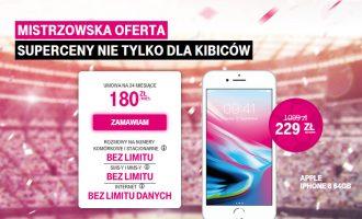 Mistrzowska oferta T-Mobile – przeceny nawet o 870 zł