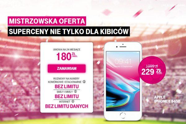 T-Mobile przeceny