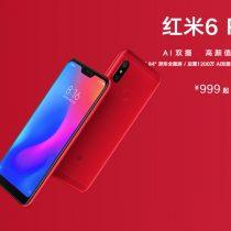 Oficjalna premiera Xiaomi Redmi 6 Pro