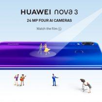 Huawei Nova 3 od połowy sierpnia w Polsce