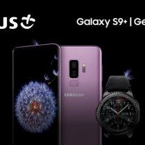 Samsung Galaxy S9+ i Gear S3 od 249 zł w Plusie