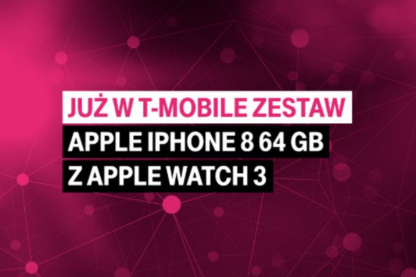 Zestaw Apple T-Mobile