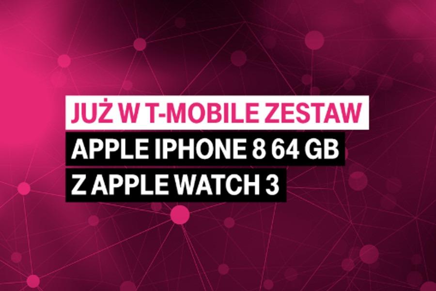 Zestaw Apple T-Mobile