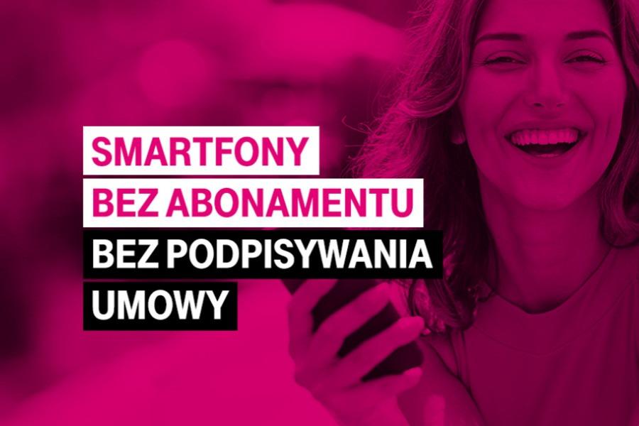 T-Mobile telefon bez abonamentu