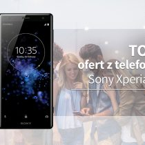 Sony Xperia XZ2 – 5 najlepszych ofert komórkowych