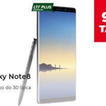 Samsung Galaxy Note 8 taniej w Plusie