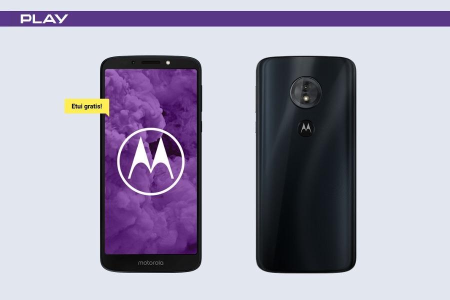 Moto G6 Play abonament